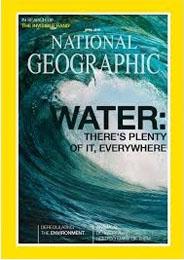 Werbung in der National Geographic Deutschland