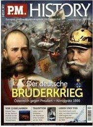 Werbung in P.M. History