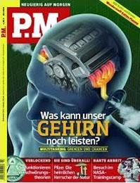 Werbung in P.M. Magazin