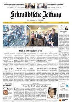 Werbung in Schwäbische Zeitung