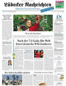 Lokale Tageszeitungen