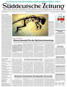 Ueberregionale Tageszeitungen