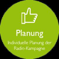 Planung Radiowerbung