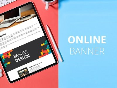Kreation Online Banner