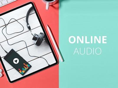 Kreationspaket Online Audio Spot