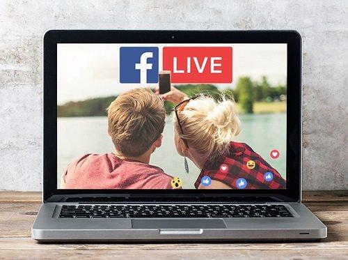 Facebook Live-Show