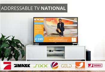 Addressable TV - National