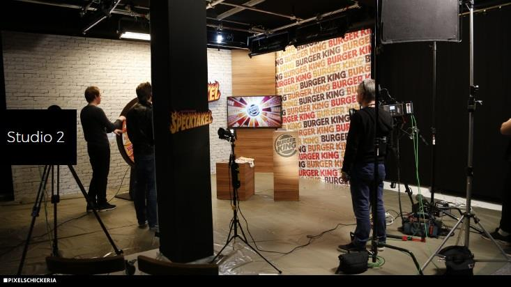 Pixelschickeria Studio 2