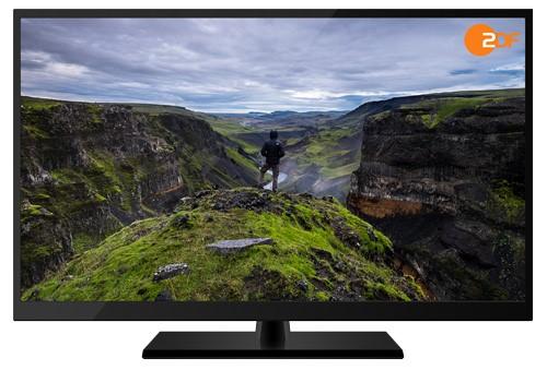 TV-Bildschirm