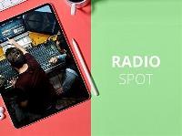 Radio Spotproduktion Lokal