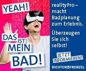 RealityPro Kampagne von Richter+Frenzel