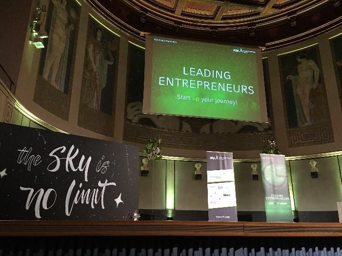 Das Bild für Leading Entrepreneurs an der LMU