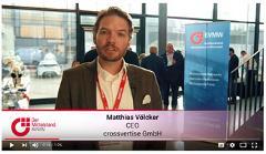 Das Bild für Der BVMW München präsentiert crossvertise