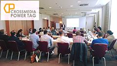 Das Bild für Viel Wissen für wenig Geld - Der Crossmedia Power Tag 2017