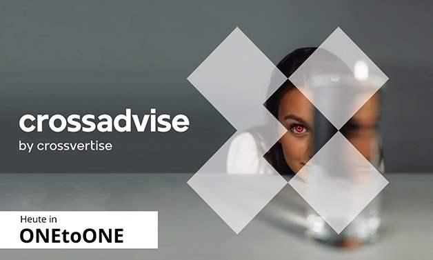 ONEtoONE: crossvertise mit eigener Media-Agentur