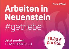 Arbeiten in Neuenstein #getriebe