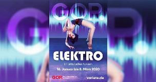ELEKTRO - Ein artistisches Konzert