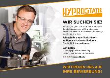 Plakatkampagne Recruiting HYPROSTATIK Schönfeld GmbH
