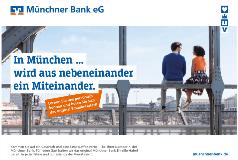 Münchner Bank - Miteinander sind wir Bank