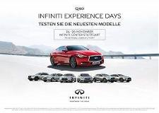 Infiniti Experience Days 2016 Roadshow