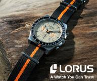 LORUS - A Watch You Can Trust