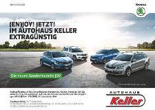 Autohaus Keller - (EN)JOY SKODA