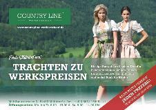 Kampagne für Country Line Trachten