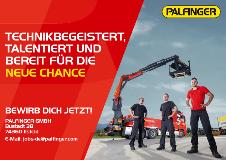 Recruitingkampagne - Palfinger