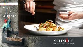 Schmidt - Küchen und Wohnwelten. Weil jeder anders ist.