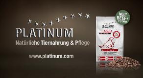PLATINUM Premium Hundenahrung – Natürliche Nahrung und Pflege