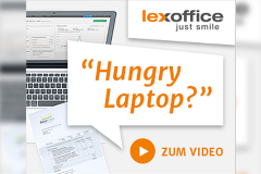 Hungry Laptop?