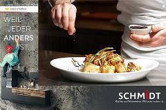Schmidt – Küchen und Wohnwelten. Weil jeder anders ist.